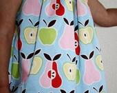Custom modified pillowcase dress-pillowcase dress-infant dress-toddler dress- tunic dress