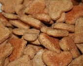 Maggie's Beefy Hearts Organic Dog Cookies (Large)