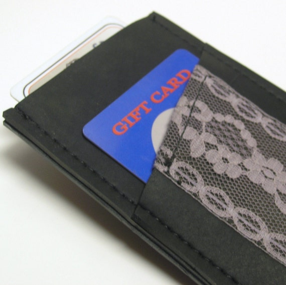 Lacey Rubber Money Clip Wallet - Ready to Ship