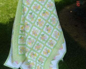 Lap, Quilt, Throw, Warm, Blanket