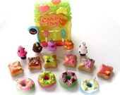 25pcs Assorted Cupcakes, Cookies, Ice Cream Bead Charms from Beads Around the World - Philippines