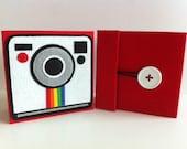 Custom case for Fujifilm Instax mini--THE ECO BOXY (Your choice)