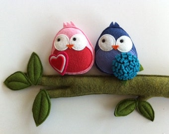 Give a SWEET TWEET, The original brooch (Your choice)