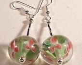 Spring Greens Earrings SRA FHFteamY3