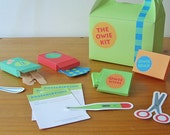 Printable Paper First Aid Kit