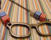Specky 4 Eyes necklace