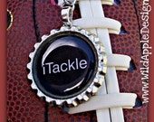 ON SALE Bottle Cap on Swivel Clip - iTackle Zipper Pull (102049)