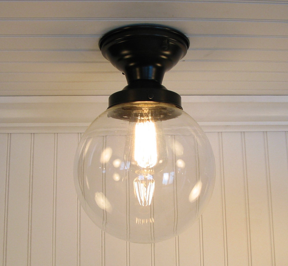 Bathroom Lights Wont Turn On biddeford. glass lighting semi-flush ceiling light fixture