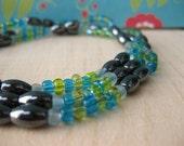 Fresh Water - Magnetic Wrap Bracelet