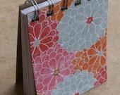 3x4 Peony Notebook