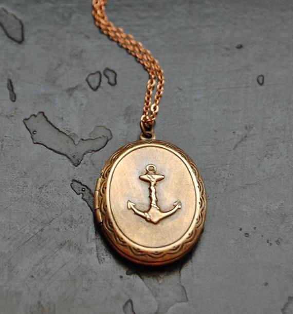 The Anchor Locket