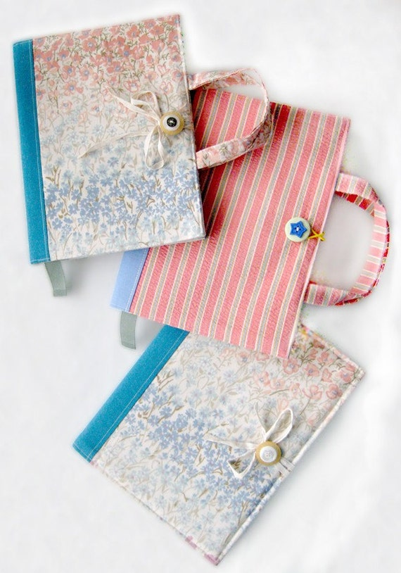 Notebook Cover Pattern ~ Notebook journal cover sewing pattern pdf diy photos