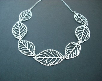 forest - matte white gold