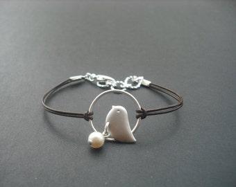 sweet little chick bracelet