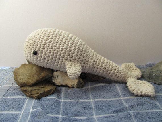 Big Whale Amigurumi : Amigurumi Whale Crochet Pattern