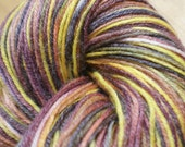 Elliott- hand-dyed wool/bamboo/nylon yarn - 450 yds