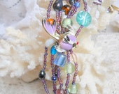 Sea Dreams Bracelet and Matching Pin, Time Raveler