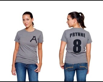 Hester Prynne Literary T-Shirt - The Scarlet Letter - New Reader Book Gift - NOVEL-T - Easy A - Letter A