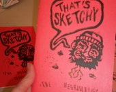That's Sketchy the meghasissues sampler