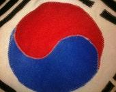 South Korean Flag--Reserved