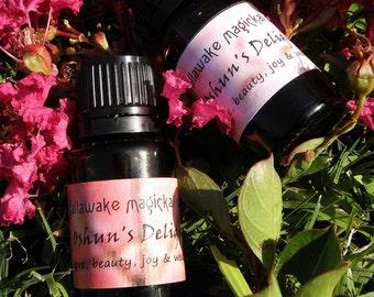 Magickal Ritual Oil - Oshun's Delight for Love, Beauty, Abundance, &  Joy (15ml)