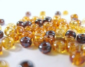 Earth Tone Czech Beads