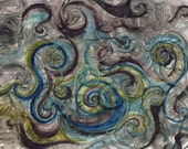 Storm Abstract Expressionism Print