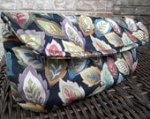 SALE - Colorful Leaves Clutch