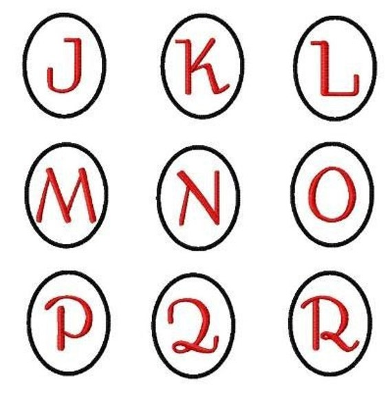 easy monogram machine