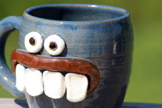 Geeky Coffee Mug, Blue