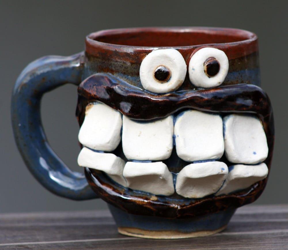 Goofy Coffee Mug Funny Dentist Gift