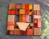 MOSAIC DOUBLE LIGHT Switch Cover
