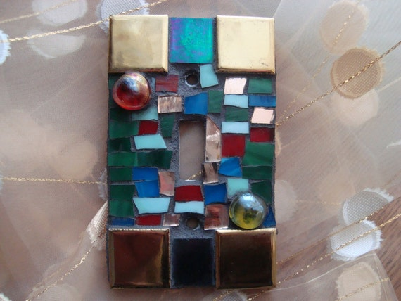 MOSAIC Single Light Switch Cover