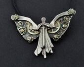 Tessa's Clockwork Angel Pendant