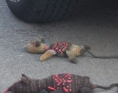 Roadkill - Knitting PDF