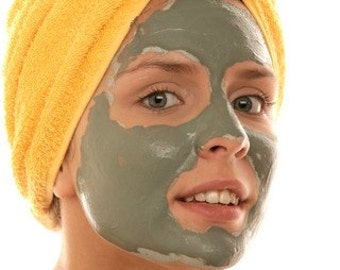 Bentonite Clay and  Green Tea Facial Mask