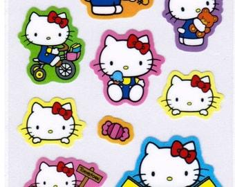 Sanrio Hello Kitty Sticker Sheet - B