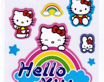 Sanrio Hello Kitty Sticker Sheet - C