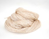 boucle wool polyester Acrylic Yarn 100 gramms colour cream beige cacao. sale  cleaning remains yarn