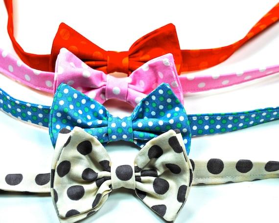 Mens Bow Ties,  Boys Bow Ties, Mens Bow Ties, Custom Bow Ties, Cotton Bow Ties, Cream, Brown Bow Tie