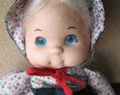 Vintage Mattel Mama Beans Doll - 1974