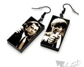 Pulp Fiction Earrings