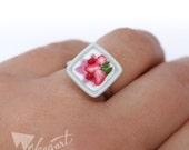 Panna Cotta Ring - Miniature Dessert Ring