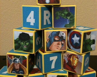 Avenger Building Blocks