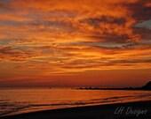 Peaceful Sunrise - 8x10 print