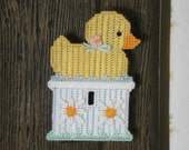 Duck Light Switch Cover