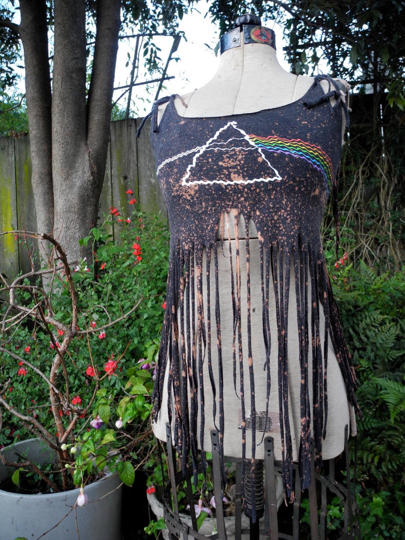 Pink Floyd Diy Fringe Tank
