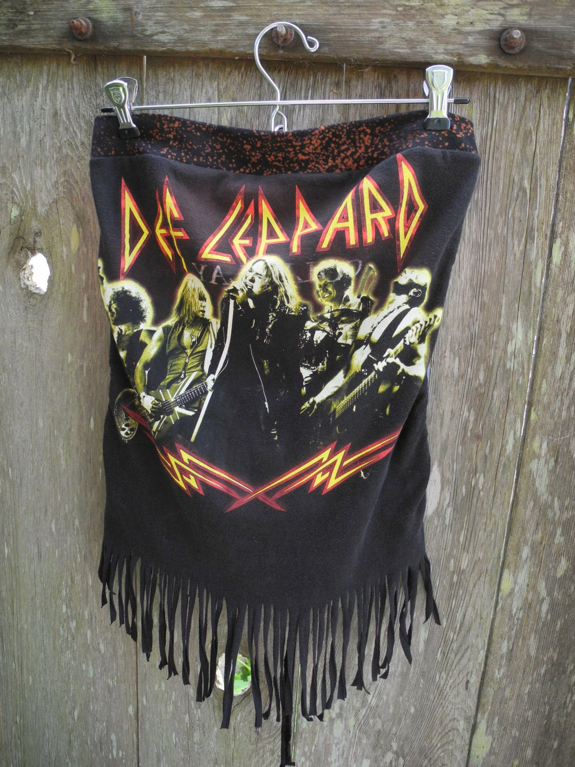 def leppard diy lace up tube top. Black Bedroom Furniture Sets. Home Design Ideas
