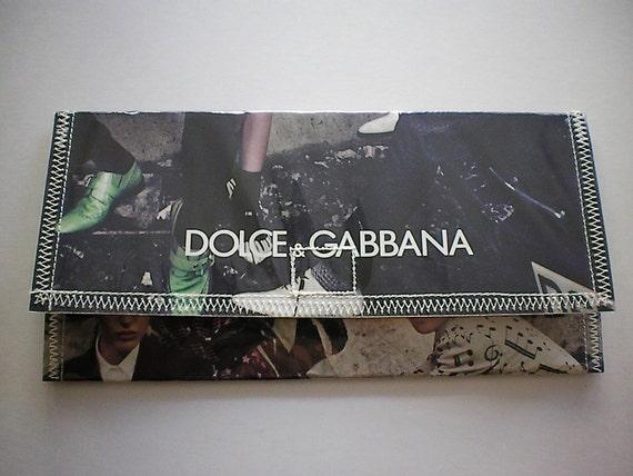 Dolce & Gabbana magazine wallet (Large)