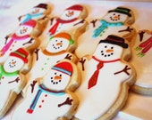 Christmas Cookies - Two dozen assorted cookie